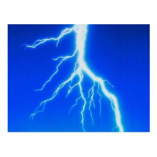Bolt of Lightning - Postcard