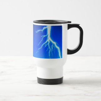 Bolt of Lightning - Travel Mug