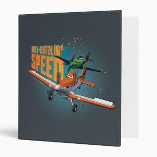 Bolt-Rattlin' Speed Vinyl Binders