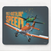 Bolt-Rattlin' Speed Mouse Pad