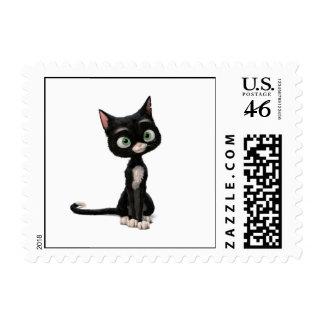 Bolt s Mittens Disney Postage Stamp