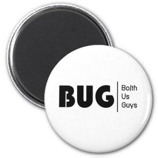 BolthUsGuys Logo03 2 Inch Round Magnet