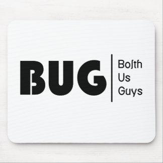 BolthUsGuys Logo03 Mouse Pad