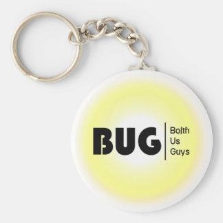 BolthUsGuys Logo04 Keychains