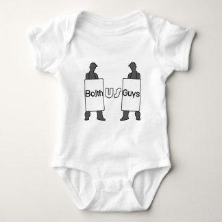 BolthUsGuys Logo Baby Bodysuit