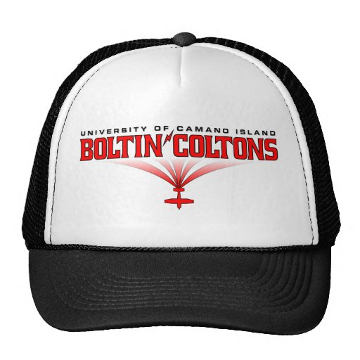 Boltin' Coltons Athletic Merchandise Mesh Hats