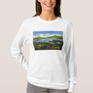 Bolton Bay, Narrows, Five Mile Mountains View T-Shirt