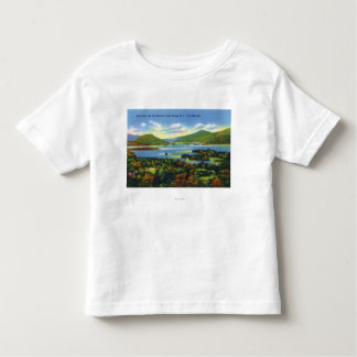 Bolton Bay, Narrows, Five Mile Mountains View Toddler T-shirt