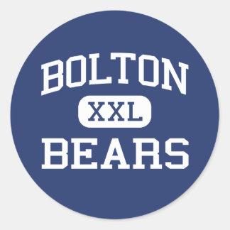 Bolton - Bears - High - Alexandria Louisiana Sticker