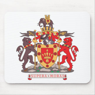 Bolton Coat Of Arms Mouse Pad
