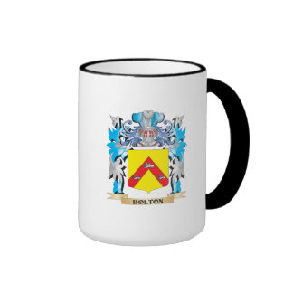 Bolton Coat of Arms Coffee Mugs