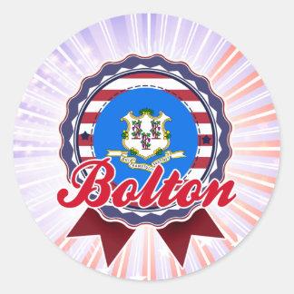 Bolton, CT Stickers