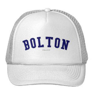 Bolton Hat