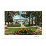 Bolton Landing Exterior View of Sagamore Hotel Postcards