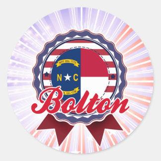 Bolton, NC Sticker