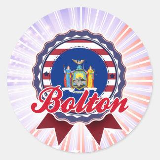 Bolton, NY Stickers