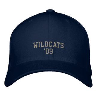 Bolton Wildcats Embroidered Baseball Caps