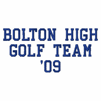 Bolton Wildcats Embroidered Shirts