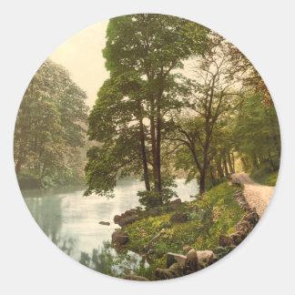 Bolton - Woods, England Sticker