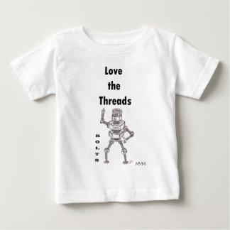 Bolts - Love the Threads Tee Shirt
