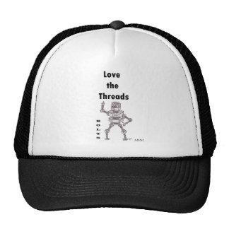 Bolts - Love the Threads Trucker Hat