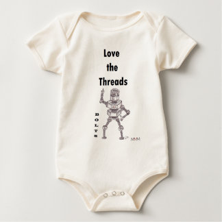 Bolts - Love the Threads Romper