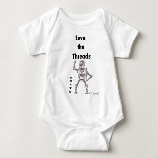 Bolts - Love the Threads Tee Shirts