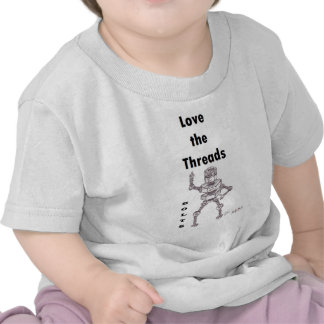 Bolts - Love the Threads T Shirt