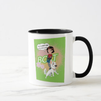 Bolt's Penny and Bolt Disney Mug