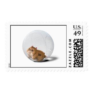Bolt's Rhino Disney Stamps