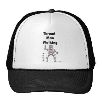 Bolts - Thread Man Walking Mesh Hat