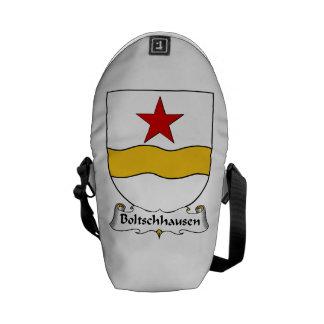 Boltschhausen Family Crest Courier Bag