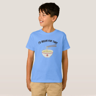 Bolus for That (Carolina Blue) T-Shirt
