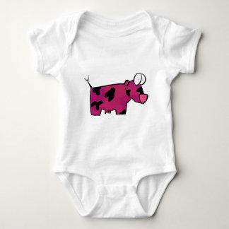 Bolvine de ruborización mameluco de bebé