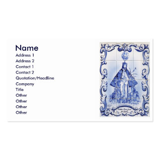 Bom Jesus da Pedra Business Card Template