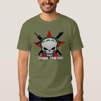 BOMAGS Scenario Group Logo Tee Shirts
