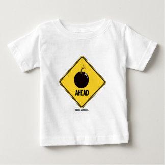 (Bomb) Ahead (Warning Sign Humor) Shirt