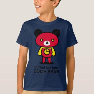 Bomb bear/lead-lead T-Shirt