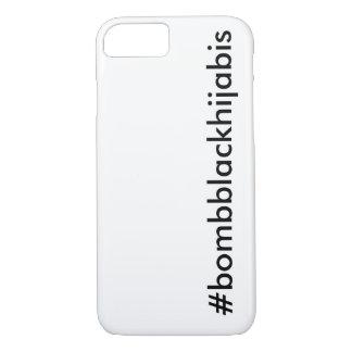 Bomb Black Hijabis iPhone case