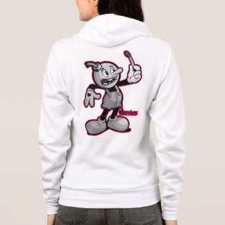 Bomb Boy Graffiti Character Strange Attraction Hoodie