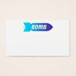 Bomb Business Cards