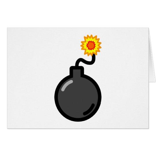 Bomb! Card