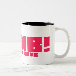 BOMB da BOMB Two-Tone Coffee Mug