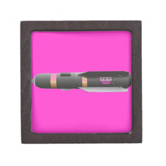 bomb design gift box