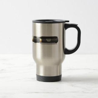 bomb design travel mug