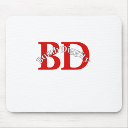 Bomb Diggity (Old School) Mouse Pad