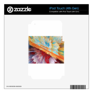 bomb iPod touch 4G skin