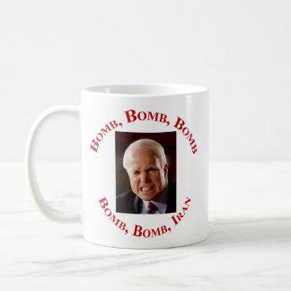 Bomb Iran Mugs