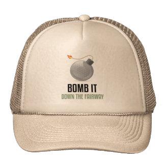 Bomb it Down the Fairway Trucker Hat