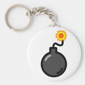 Bomb! Keychain